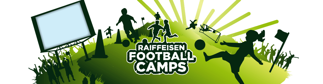 Raiffeisen Football Camp à Yverdon !