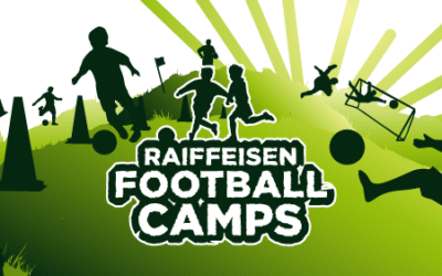 Raiffeisen Football Camp à Yverdon !