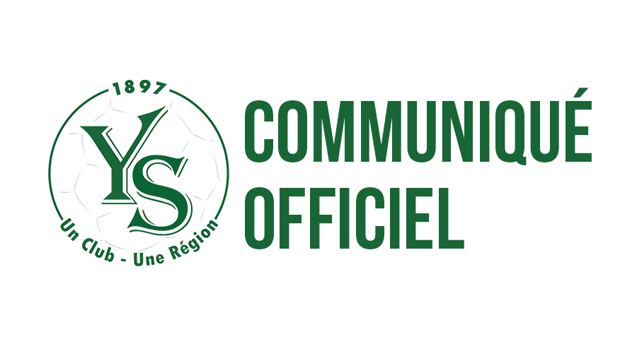 COMMUNICATION IMPORTANTE – YS – BLACK STARS À HUIS CLOS