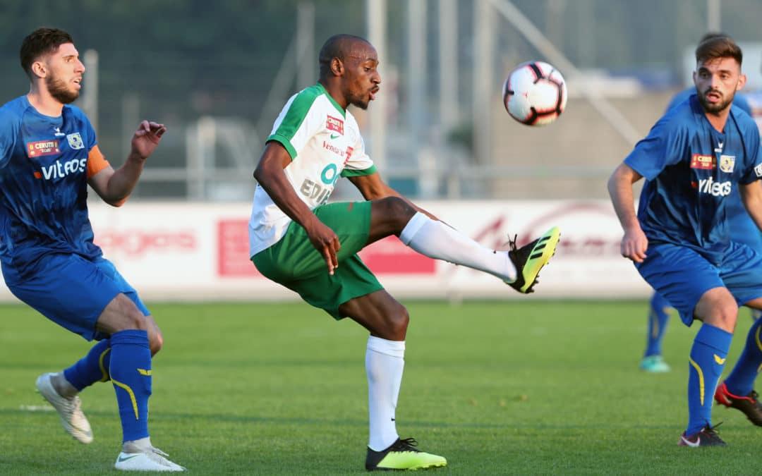 """Karim Diarra: """"Je voulais vraiment marquer un but, ça me trottait dans la tête !"""""""