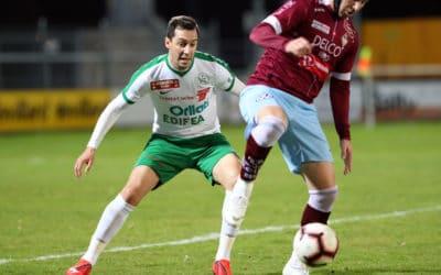 Florian Gudit et Adriano De Pierro reviennent sur le match nul face à Bellinzone