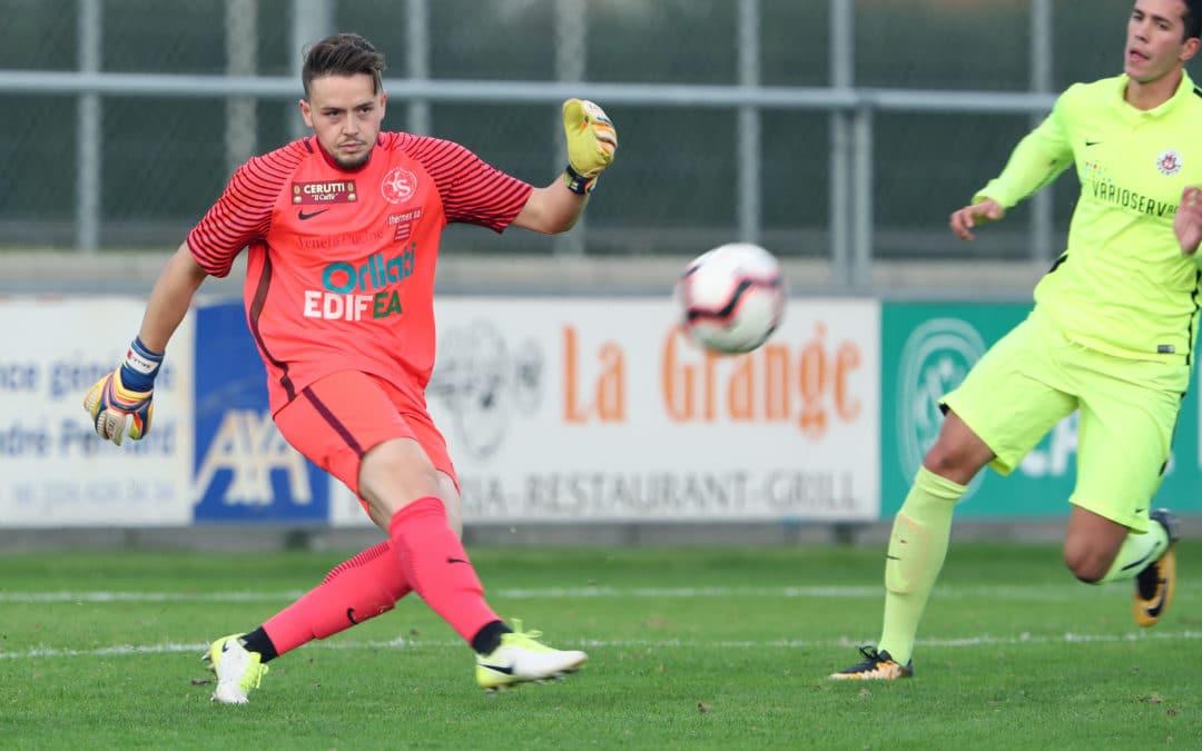 Valmir Sallaj préserve son invincibilité et répond à nos questions d'après-match !