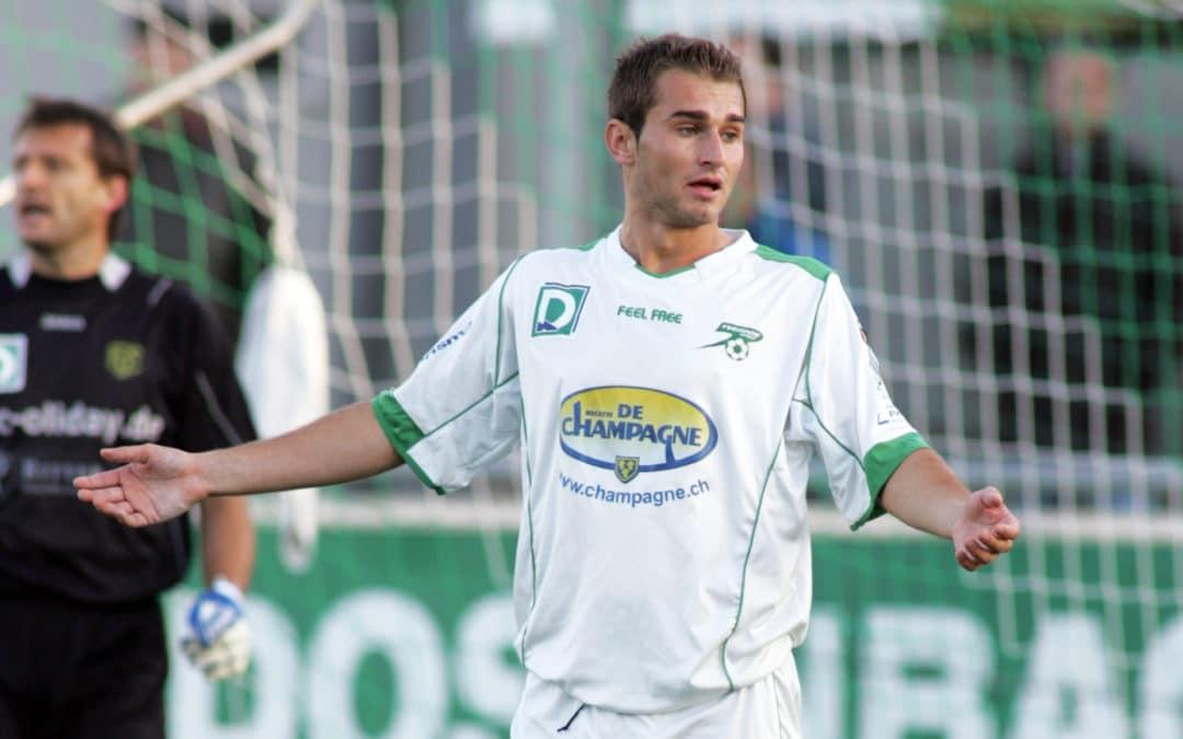 Mustafa Sejmenovic, le retour tant attendu !