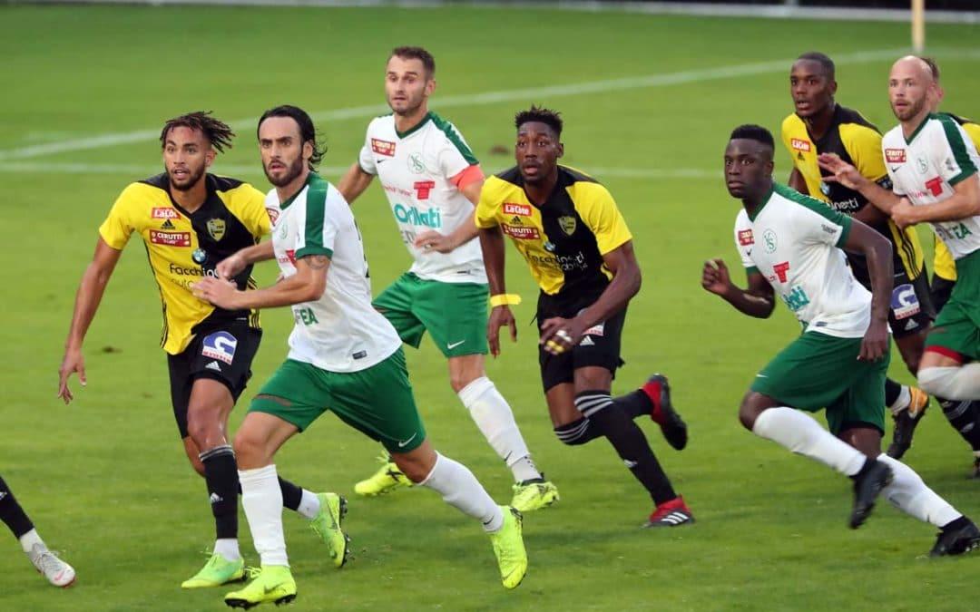 """Mustafa Sejmenovic """"Nous devrons être plus performants contre Sion II"""""""