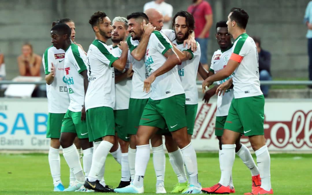 YS – FC Köniz, les réactions de Morelli et Fargues
