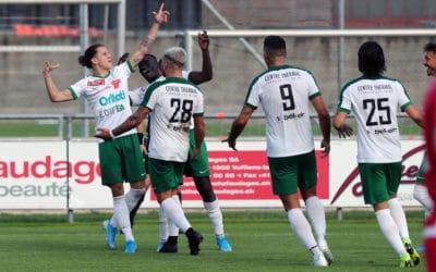 """Fabio Morelli """"On a réussi à atteindre notre objectif de 9 points en 3 matchs"""""""