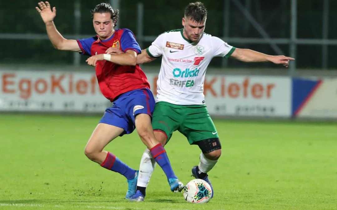 YS – FC Bâle II en images