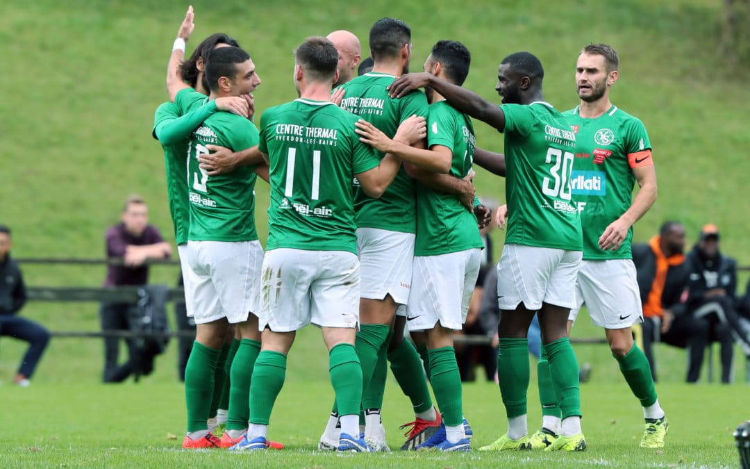 FC Münsingen – YS en images