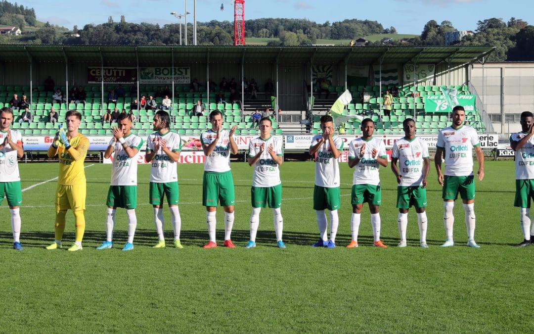 Match après match : Münsingen – YS, Le choc des extrêmes