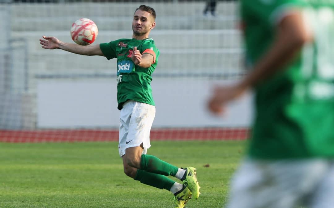 """Match après match: Sejmenovic et ses coéquipiers prêts à embraser une dernière fois l'ancien """"Muni"""""""