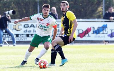 """Florian Gudit : """"Le point positif, c'est que nous revenons par deux fois au score."""""""
