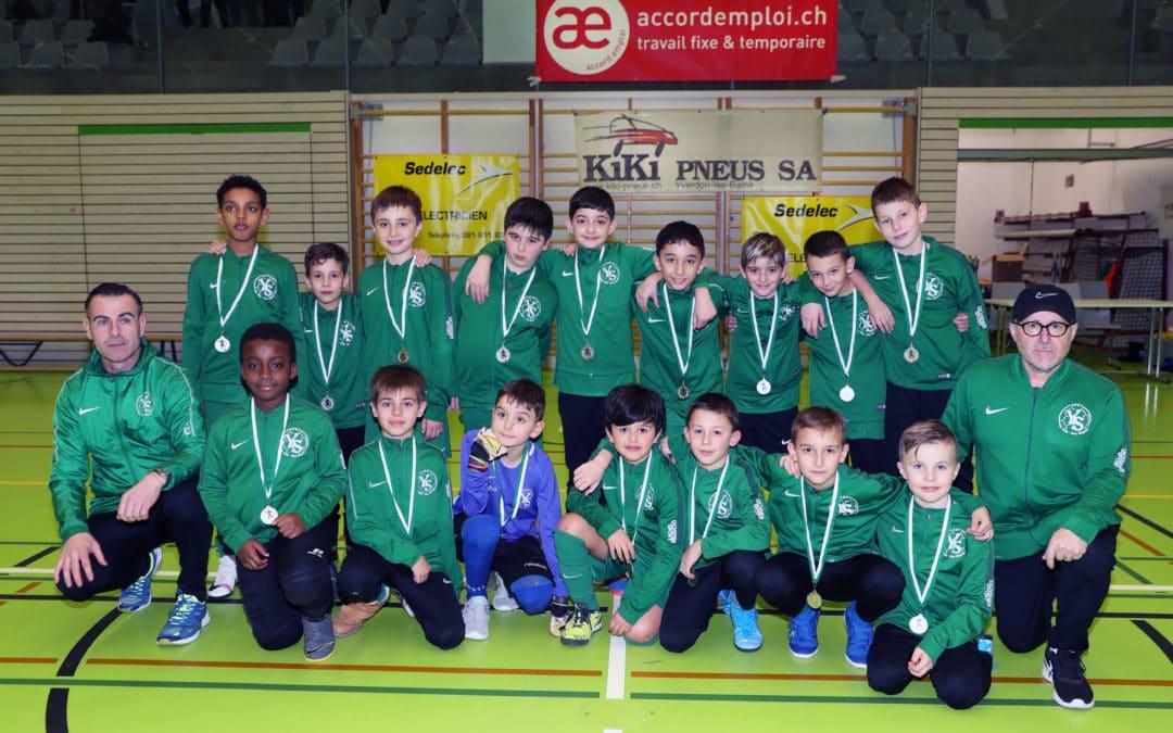 Tournoi Indoor Nord Vaudois