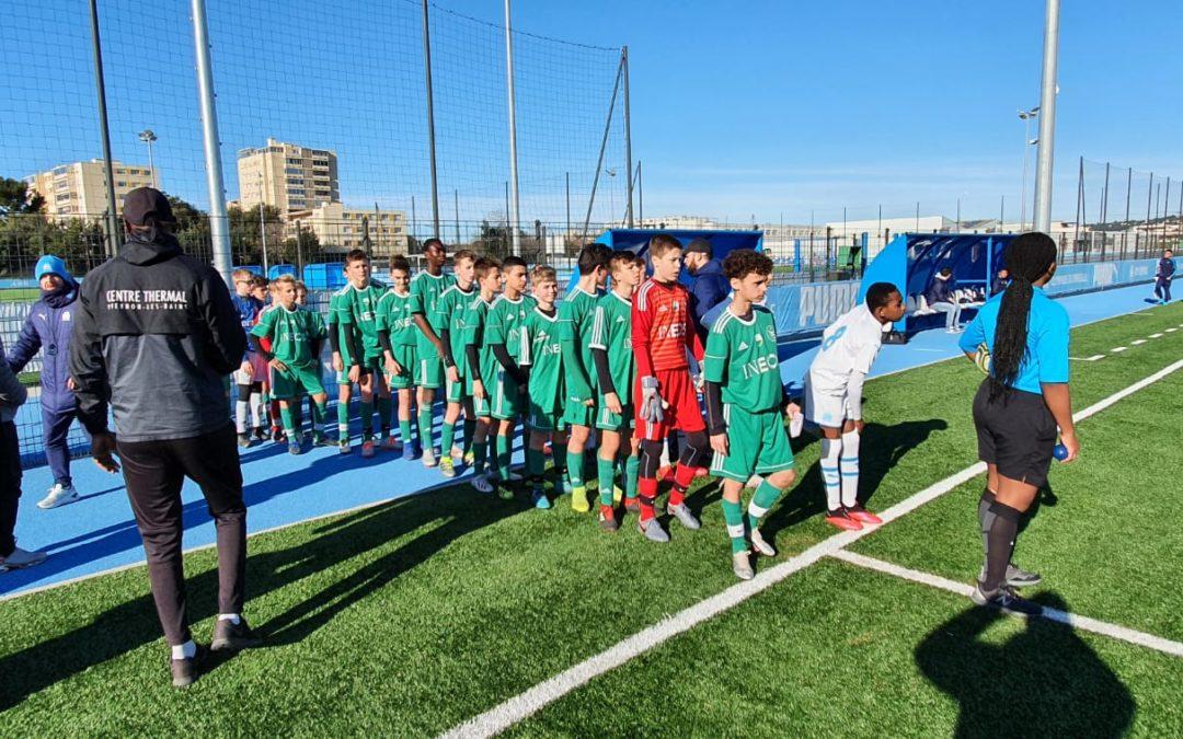 Camp des juniors à Manosque – huitième édition