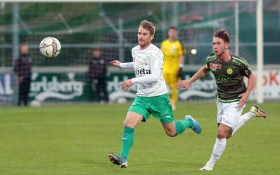 YS rejoint en fin de match par Brühl