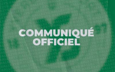 OFFICIEL : LES ABONNEMENTS PAS VALABLES POUR LA COUPE